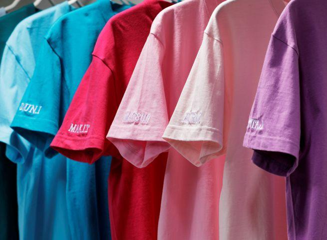 Personalizace triček